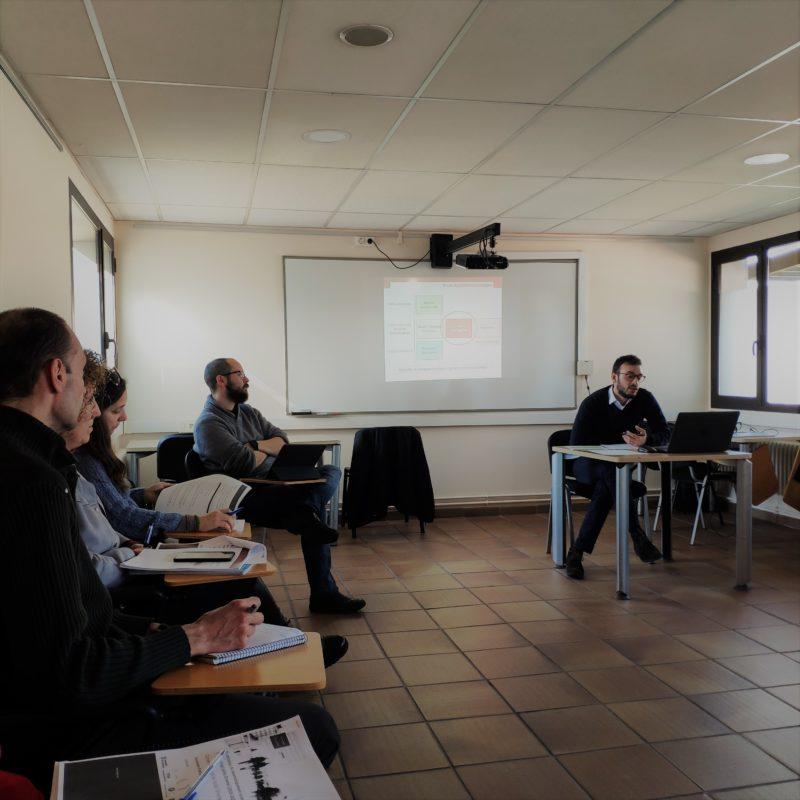 El Grup De Treball Tècnic Defineix El Document D'objectius I Línies Estratègiques Del Pla