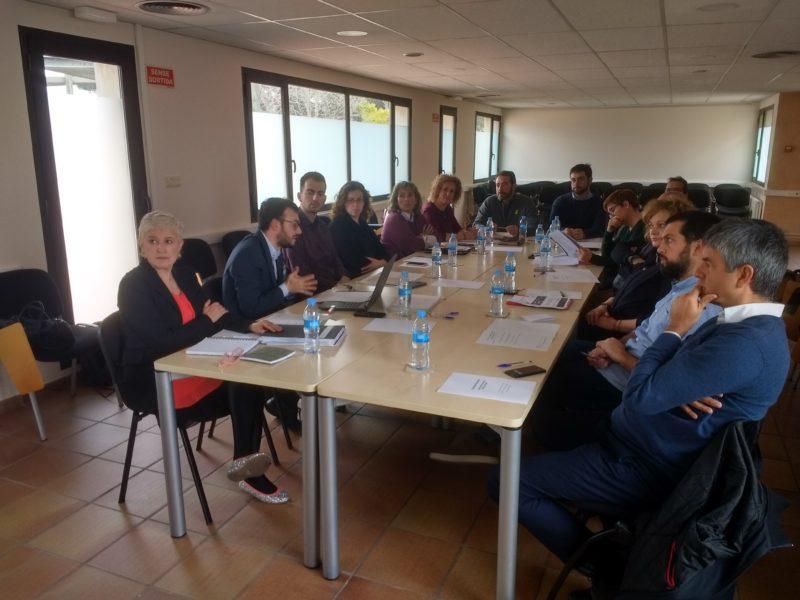 La Comissió Executiva De La Taula Vallès Oriental Avança Valida Els Objectius I Línies Estratègiques Del Pla